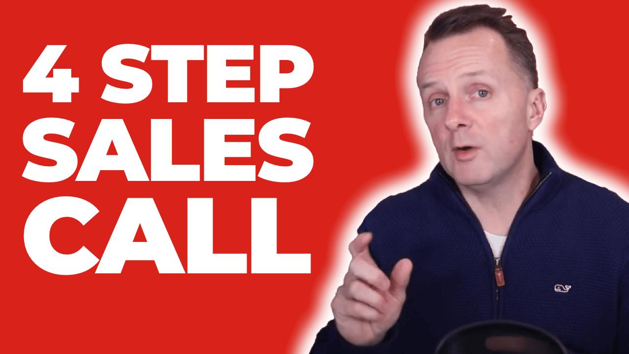 4 Step Sales Discovery Call Mastery Framework