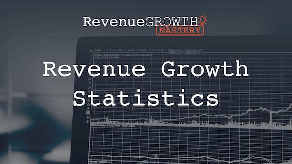 45 Eye-Opening Revenue Growth Statistics